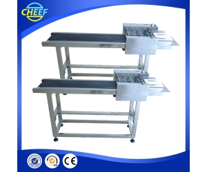 500-2SB Automatic double chamber Vacuum Packaging Machine (Option:with gas filling)