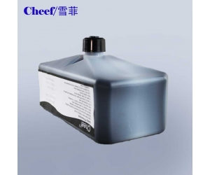 825ml domino ink ic-280bk for Domino inkjet printing machine