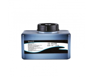 Acetone-based fast dry printing ink IR-802BK Low odor on BOPP LDPE HDPE for domino inkjet printer
