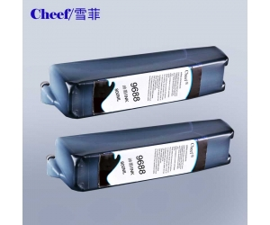 Black ink 9688 for imaje 9010 printer from China supplier