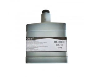 Black ink for inkjet printers 302-1003-001 for Citronix