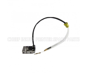 CHARGE ELECTRODE ASSY 75U MK3 45411 inkjet spare parts for Domino