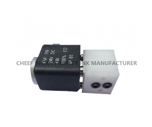 A SERIES COIL FOR SOLENOID VALVE 14780 printing machinery spare parts for Domino inkjet printer