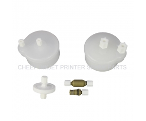 Cij inkjet printer spare parts 5piece combination of filters for domino