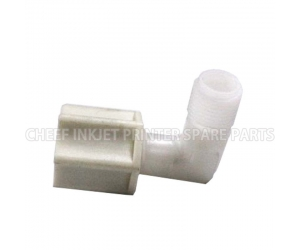 Cij printer spare parts FITTING 1/4 L MALE 003-1028-001 for Citronix