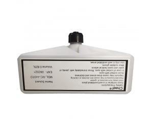 Coding machine ink white solvent MC-446RD eco solvent ink for Domino