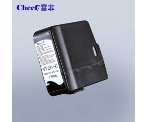 Factory direct supply make up solvent V720-D for Videojet cij inkjet code printing machine