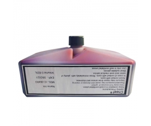 Fast dry coding ink IC-064RG printing red ink for Domino