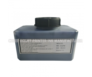 Fast drying ink IR-227BK 1.2L printing ink for Domino
