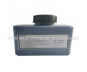 Fast drying ink IR-236BK printing ink for Domino