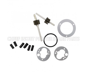 GEAR KIT FOR OPAQUE PUMP 0221 inkjet printer spare parts for Domino