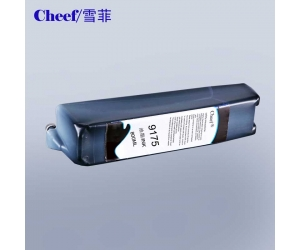 Imaje cij high adhesion ink 9175 for Industrial Inkjet Printer