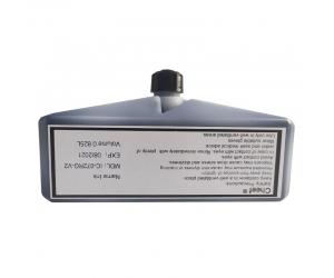 Industrial coding ink IC-072RG-V2 fast dry ink black for Domino