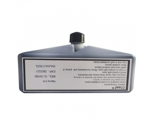 Industrial coding ink IC-191BK black ketone-free ink for Domino