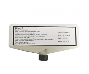 Industrial printer eco solvent MC-291RD solvent tank for Domino