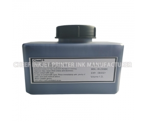 Industry coding ink IR-235BK printing ink for Domino