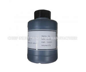 Inkjet printer printing ink BK500 for China Brand printers