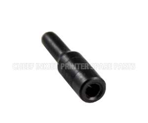 Inkjet printer spare parts 0226 GUTTER TUBE ADAPTOR(PINPOINT) for Domino