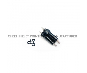 Inkjet printer spare parts 3-WAY FLUID CONNECTOR 15 MICRON LB20110 for Linx inkjet printer