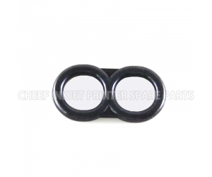Inkjet printer spare parts C ink type electromagnetic valve sealing ring T PC1275 for Citronix
