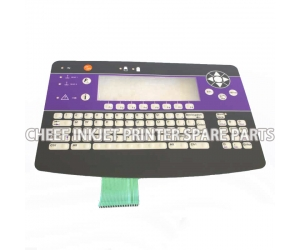 Inkjet printer spare parts KEYBOARD ENM36266 for markem-imaje