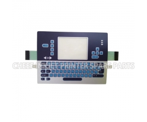 Inkjet printer spare parts MEMBRANE 1467 FOR VIDEOJET 1000 SERIES