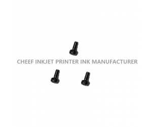 Inkjet printer spare parts SCREW SKT ST ST M2*5  4368  for Domino inkjet printer