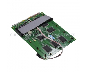 Inkjet printer spare parts display 004-2012-001 for Citronix  ci700