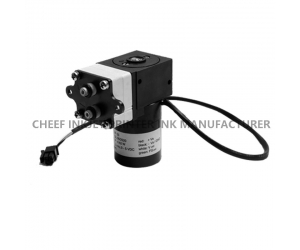 Inkjet printer spare parts gutter pump for AX series of Domino printer