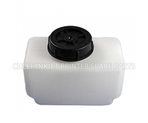 Spare parts 1.2L INK RESERVOIR BOTTLE BT-PB0015 for Domino inkjet printers