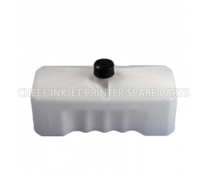 Inkjet spare parts 0017 MAKE UP BOTTLE FOR DOMINO 0.825L
