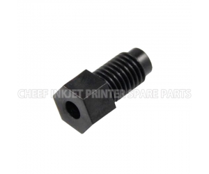 Inkjet spare parts 1/4 HEX NUTS 0001 for Domino