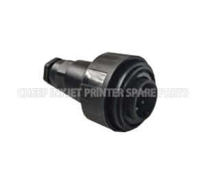 Inkjet spare parts 13503 PULG IP68 6WAY CABLE MOUNTING for Domino