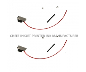 Inkjet spare parts DEFLECTOR PLATE ASSY CB002-2005-001 for Citronix inkjet printers