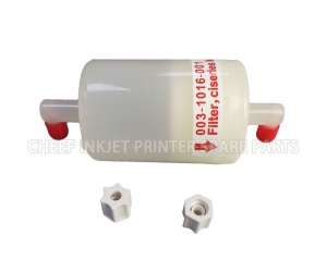 MAIN FILTER 003-1016-001 Inkjet printer spare parts for Citronix