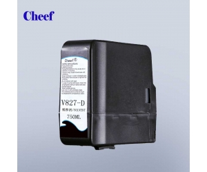 Make up V827-D for videojet CIJ inkjet coding printer 825ml