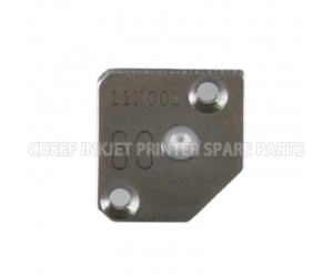 NOZZLE PLATE 60 MICRON PC1266 Inkjet printer spare parts for Citronix