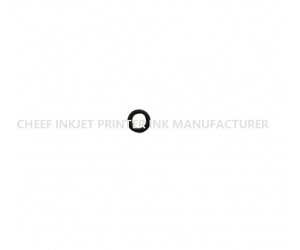 O-ring 7.5 * 4.5 * 1.5 HB-PL1497 inkjet printer spare parts for Hitachi