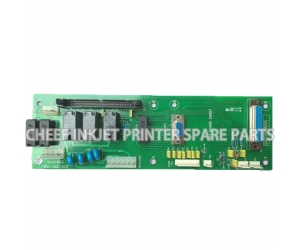 PCB ASSY EXTERNAL INTERFACE 25109 inkjet spare parts for Domino