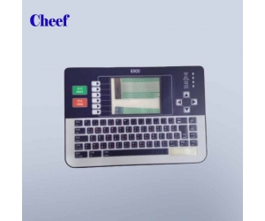 PL1433 Chinese keyboard membrane used for linx 6900 cij printing machine spare parts