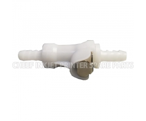 Plastic joint of inkjet printer inkjet printer spare parts