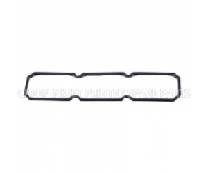 Printing machinery parts 5909 REAR COVER GASKET FOR MARKEM-IMAJE S SERIES