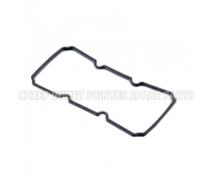 Printing machinery parts 6061 PRINTHEAD COVER GASKET FOR MARKEM-IMAJE S SERIES