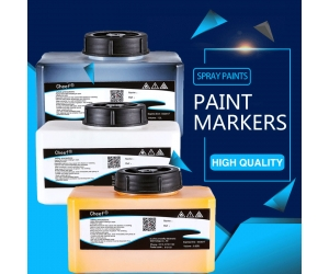 Resonator ink for for domino printer