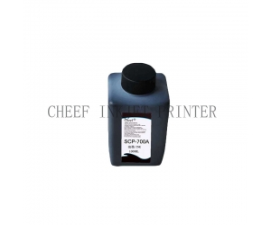 Scp-700A water based ink inkjet printer consumables for Matthews inkjet printer