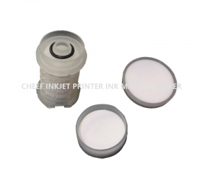 V-1000 Series Inkjet Printer Spare Parts E-Type Ink Core Filter VB-PL3472 Three Piece Set for Videojet Inkjet Printers
