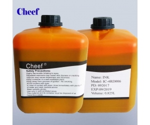 Wholesale sales dod  iknjet printer ink for domino  IC-4RD006