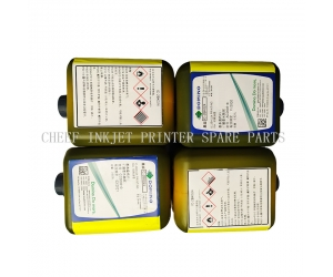 black ink  inkjet ink IC-2BK024  for Domino inkjet printer