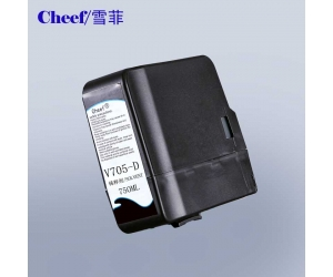china made alternative v705 d makeup solvent with chip make up cartridge