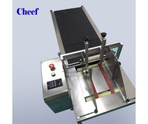 high speed Paging Machine with bezel inkjet printer grouped equipment